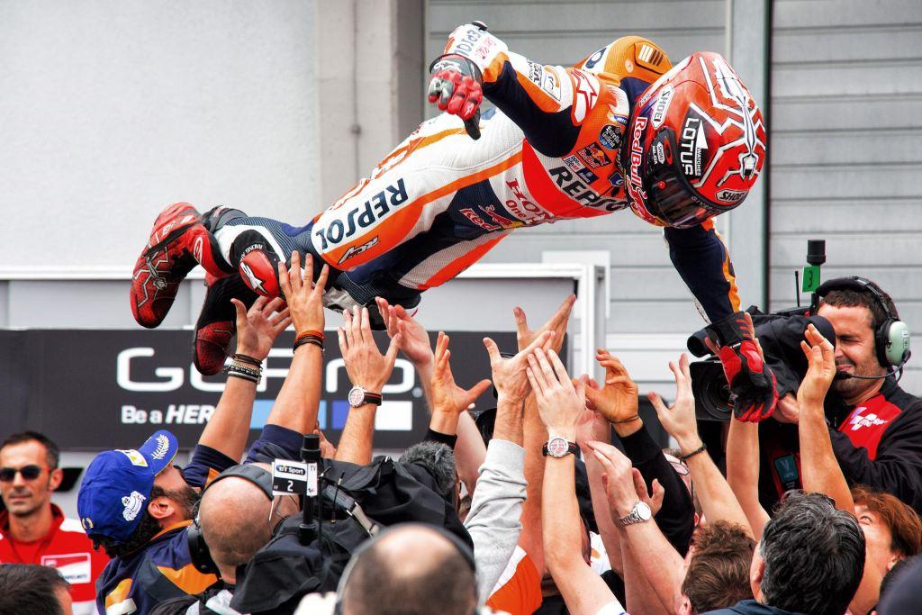 Rakamlarla 2016 MotoGP Sezonuna Bir Bakış! 6. İçerik Fotoğrafı