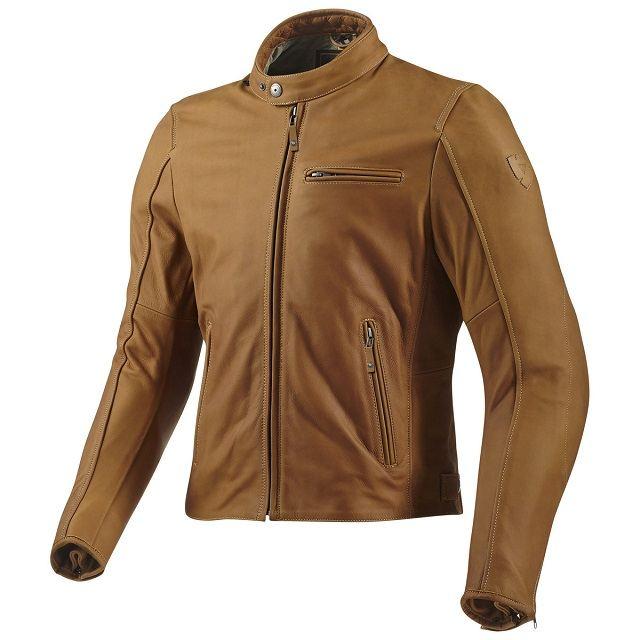 Revit Flatbush Deri Ceket 1. İçerik Fotoğrafı