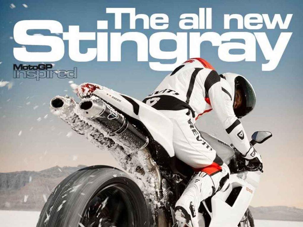 Revit Stingray Deri Tulum 3. İçerik Fotoğrafı