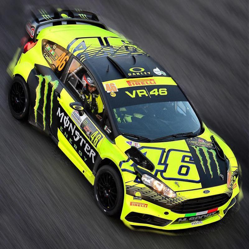 Rossi, Monza Rallisi'nde 2015 Şampiyonu!  1. İçerik Fotoğrafı
