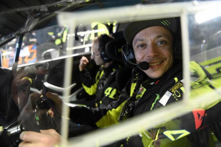 Rossi, Monza Rally Show'da Yine Lider! 3. İçerik Fotoğrafı