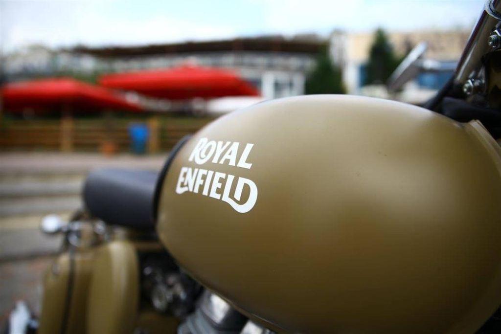 Royal Enfield Classic Desert Storm   5. İçerik Fotoğrafı