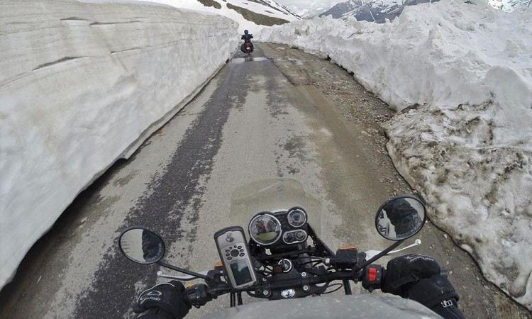 Royal Enfield Himalayan'ın Resmi Videosu Yayınlandı! 6. İçerik Fotoğrafı