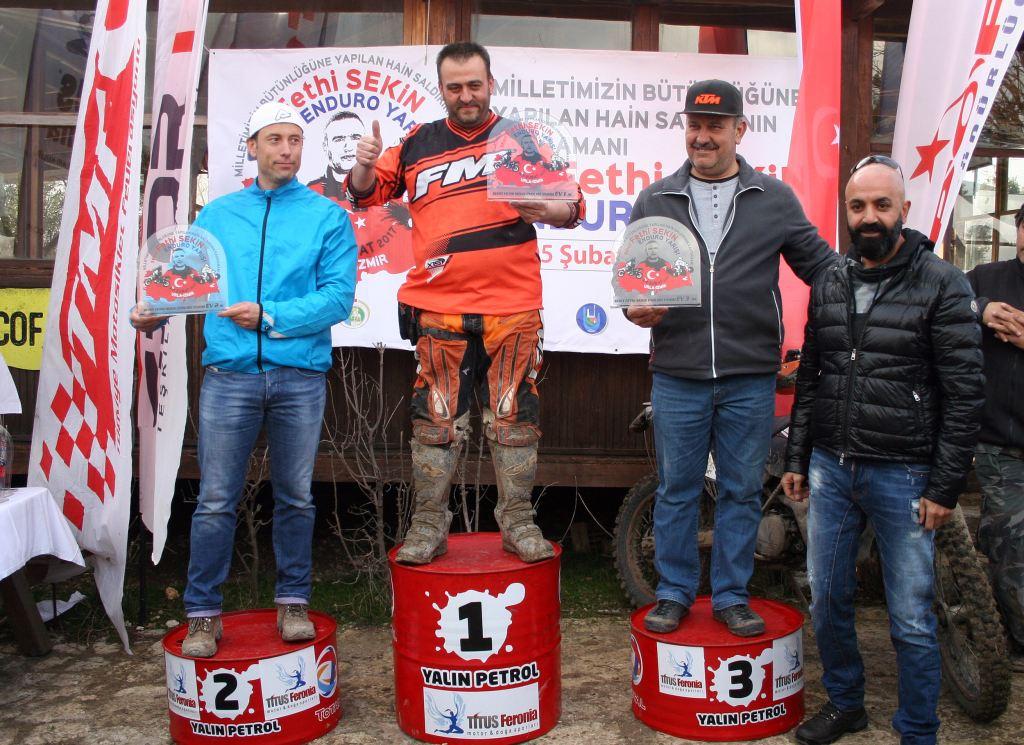 """""""Şehit Fethi Sekin Enduro Yarışı"""", Urla'da Gerçekleşti!  10. İçerik Fotoğrafı"""
