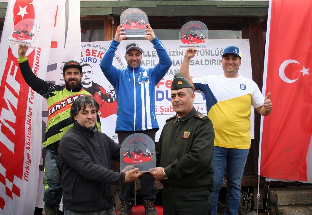"""""""Şehit Fethi Sekin Enduro Yarışı"""", Urla'da Gerçekleşti!  5. İçerik Fotoğrafı"""