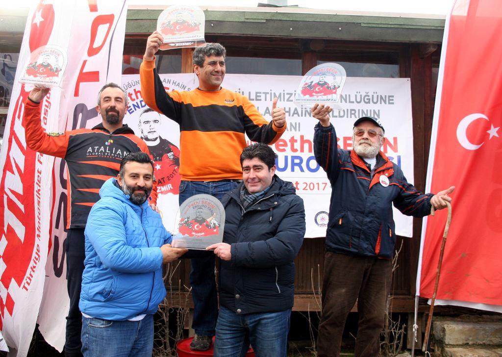 """""""Şehit Fethi Sekin Enduro Yarışı"""", Urla'da Gerçekleşti!  6. İçerik Fotoğrafı"""