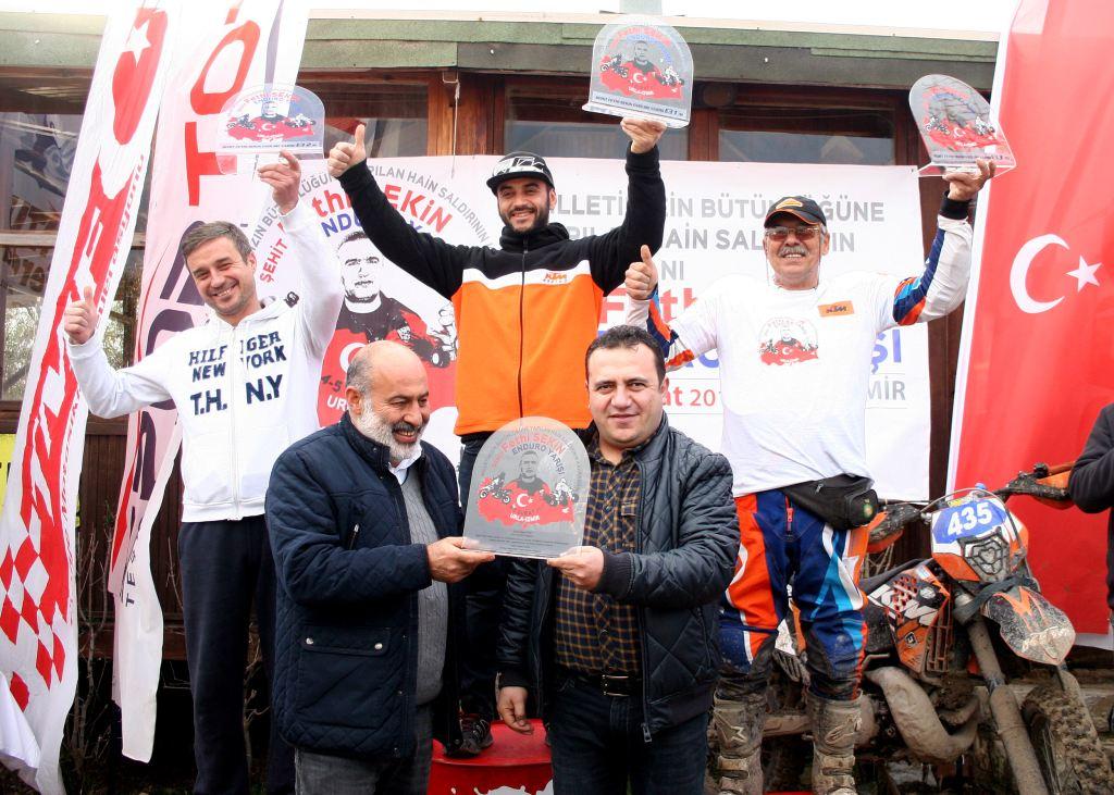 """""""Şehit Fethi Sekin Enduro Yarışı"""", Urla'da Gerçekleşti!  7. İçerik Fotoğrafı"""