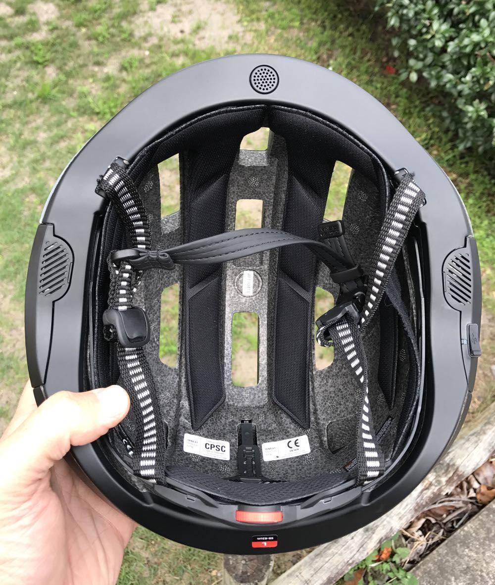 Sena'dan Bir İlk: Bluetooth Teknolojili Akıllı Bisiklet Kaskı X1! 11. İçerik Fotoğrafı