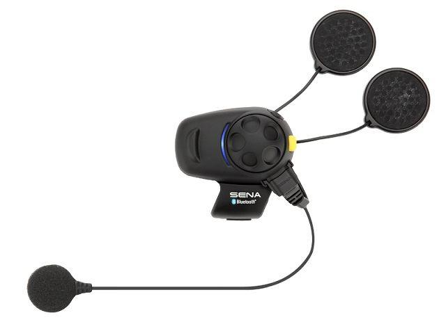 SENA SMH5-FM Dual Motosiklet Kulaklığı 1. İçerik Fotoğrafı