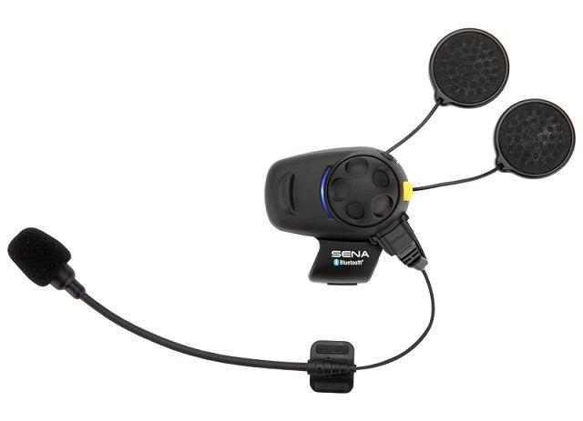 SENA SMH5-FM Dual Motosiklet Kulaklığı 3. İçerik Fotoğrafı