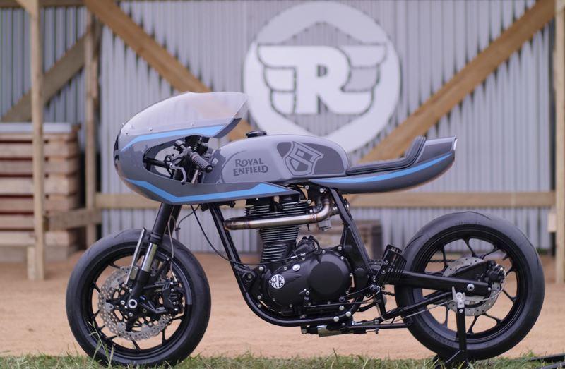 Sinroja Motorcycles'tan Royal Enfield Custom Modeller! 1. İçerik Fotoğrafı