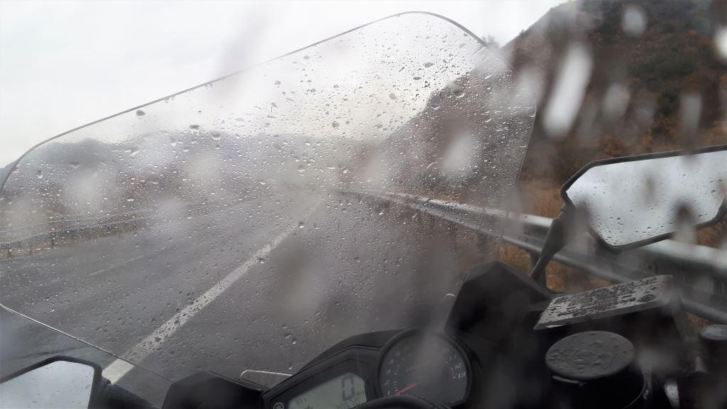 Sis, Soğuk Ve Sağanak Yağış Birleşince... 5. İçerik Fotoğrafı