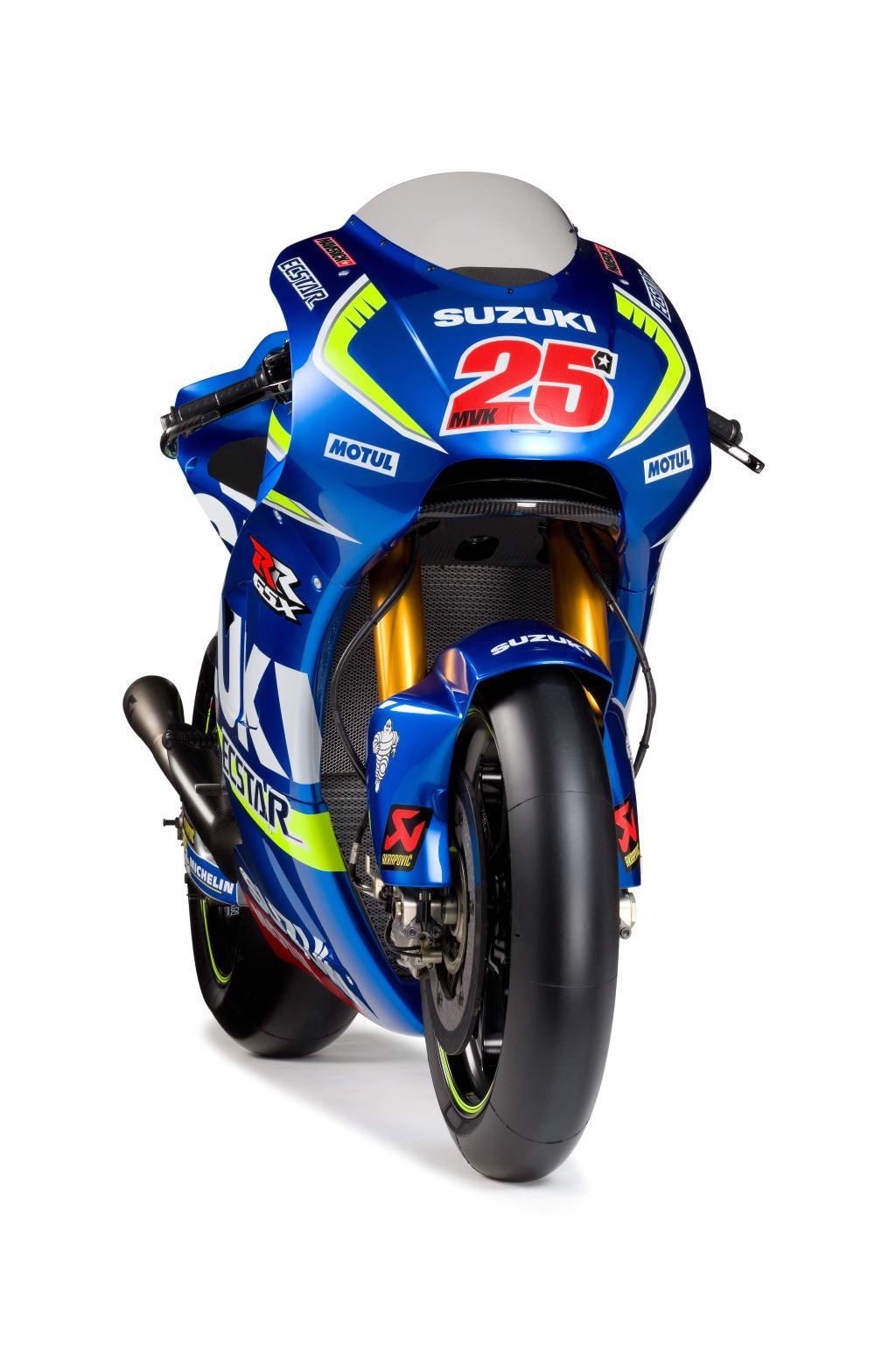 Suzuki, 2016 MotoGP'de Bu Motosikleti Kullanacak 1. İçerik Fotoğrafı