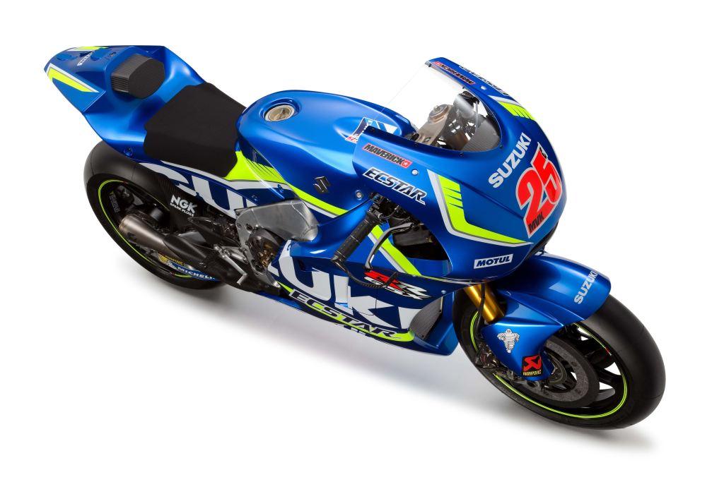 Suzuki, 2016 MotoGP'de Bu Motosikleti Kullanacak 3. İçerik Fotoğrafı