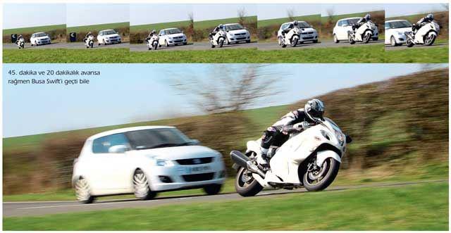 Suzuki Hayabusa - Suzuki Swift 1. İçerik Fotoğrafı