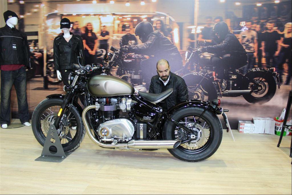 Tasarımcı Gözüyle Motobike Expo Fuarı  2. İçerik Fotoğrafı