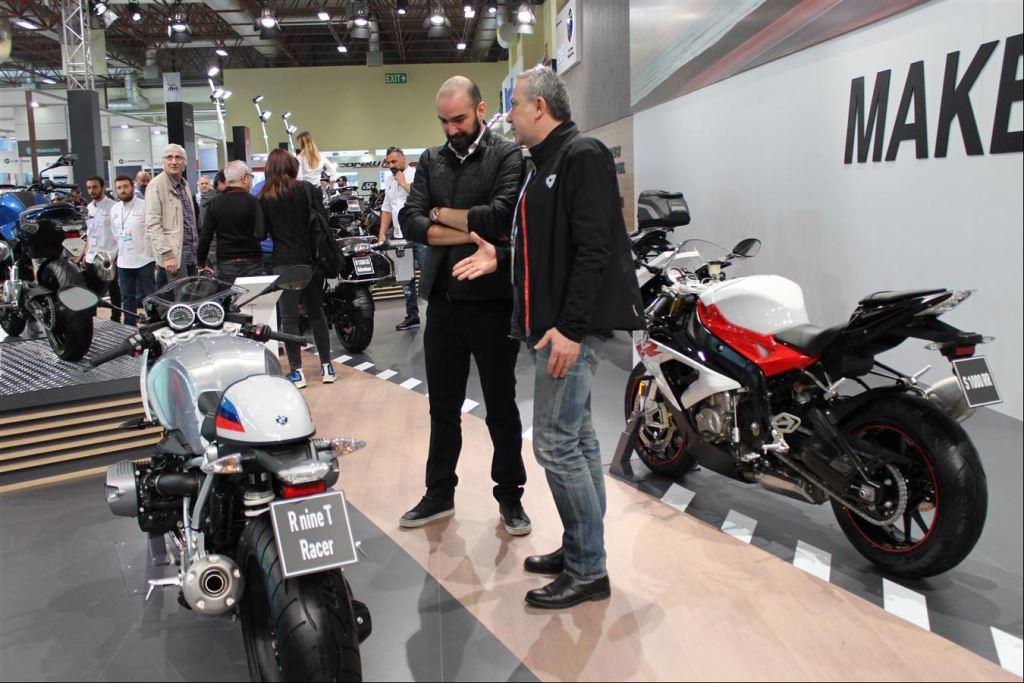 Tasarımcı Gözüyle Motobike Expo Fuarı  3. İçerik Fotoğrafı
