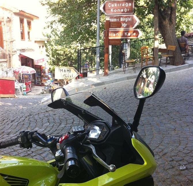 Test: Honda CBR500R  Yeni Tasarımı İle Türkiye Yollarında 1. İçerik Fotoğrafı