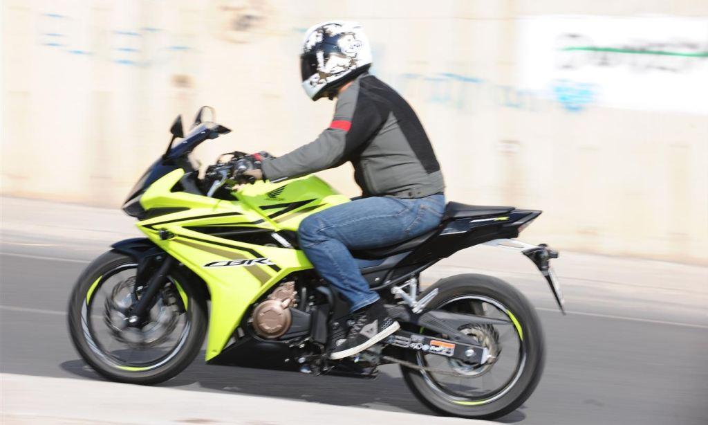 Test: Honda CBR500R  Yeni Tasarımı İle Türkiye Yollarında 4. İçerik Fotoğrafı