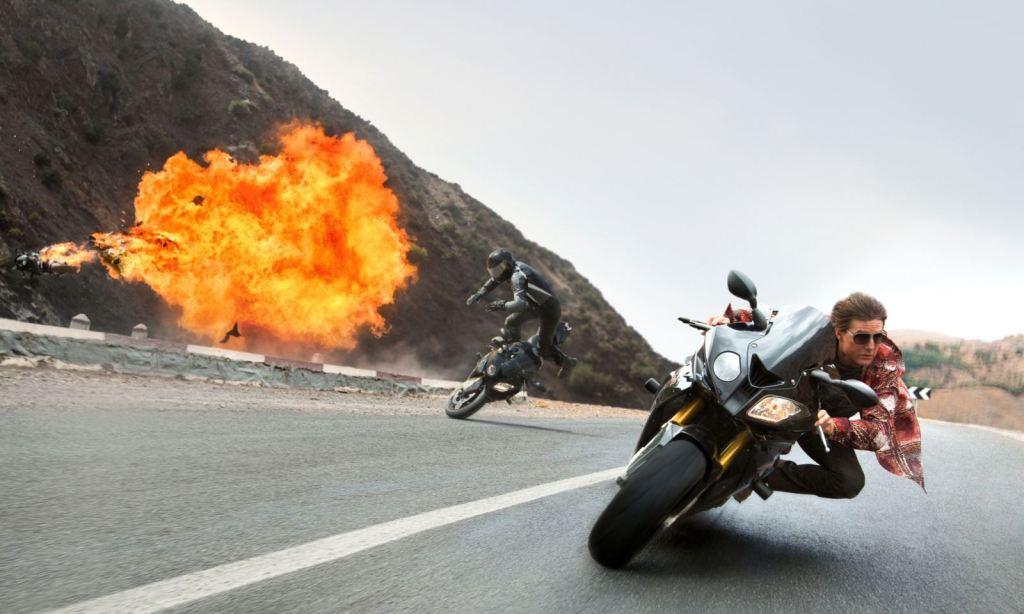 Tom Cruise Görevimiz Tehlike 5'te BMW S1000RR Kullanacak! 1. İçerik Fotoğrafı
