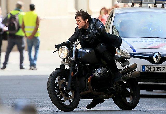 Tom Cruise, Görevimiz Tehlike 6'da Yine Karşımızda!  6. İçerik Fotoğrafı