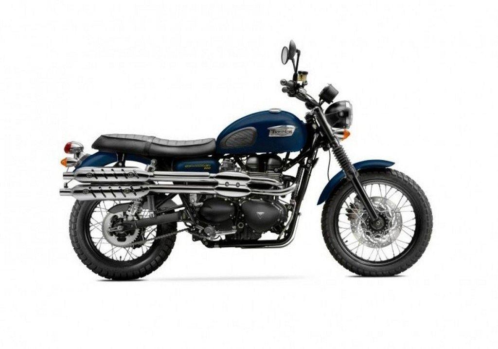 Triumph'un Klasik Gamı 2014'te Tazeleniyor. 4. İçerik Fotoğrafı