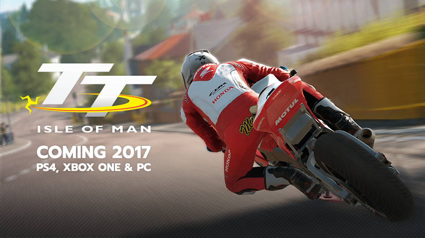 """""""TT Isle of Man Ride on the Edge"""" Oyunu Hakkında Yeni Video!  2. İçerik Fotoğrafı"""