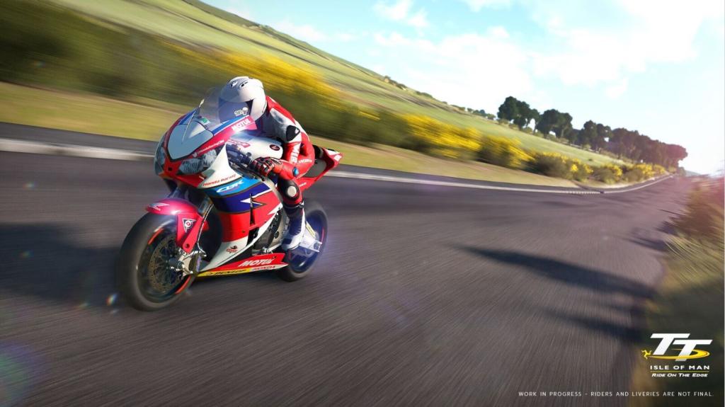 """""""TT Isle of Man Ride on the Edge"""" Oyunu Hakkında Yeni Video!  6. İçerik Fotoğrafı"""