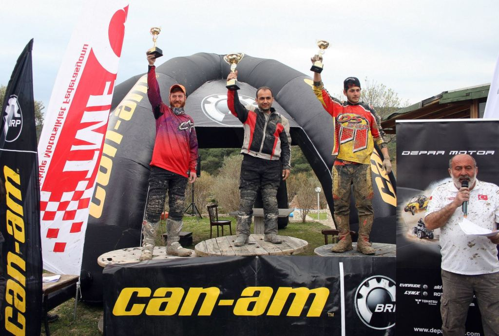 Türkiye ATV Şampiyonası Urla'da Yapıldı 2. İçerik Fotoğrafı