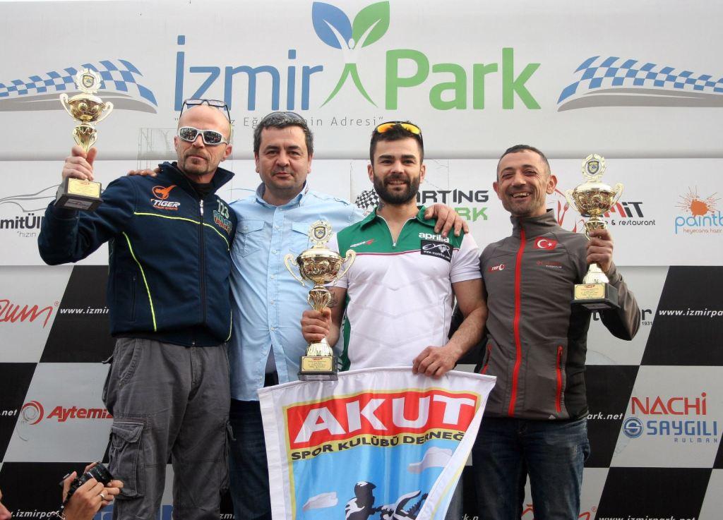 Türkiye Pist Şampiyonası'nın 1. Ayağı Tamamlandı 2. İçerik Fotoğrafı