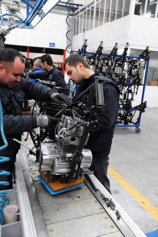 Uğur Motorlu Araçlar Fabrika 4. İçerik Fotoğrafı