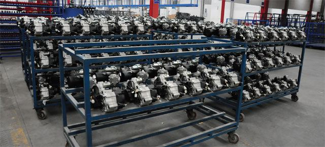 Uğur Motorlu Araçlar Fabrika 6. İçerik Fotoğrafı