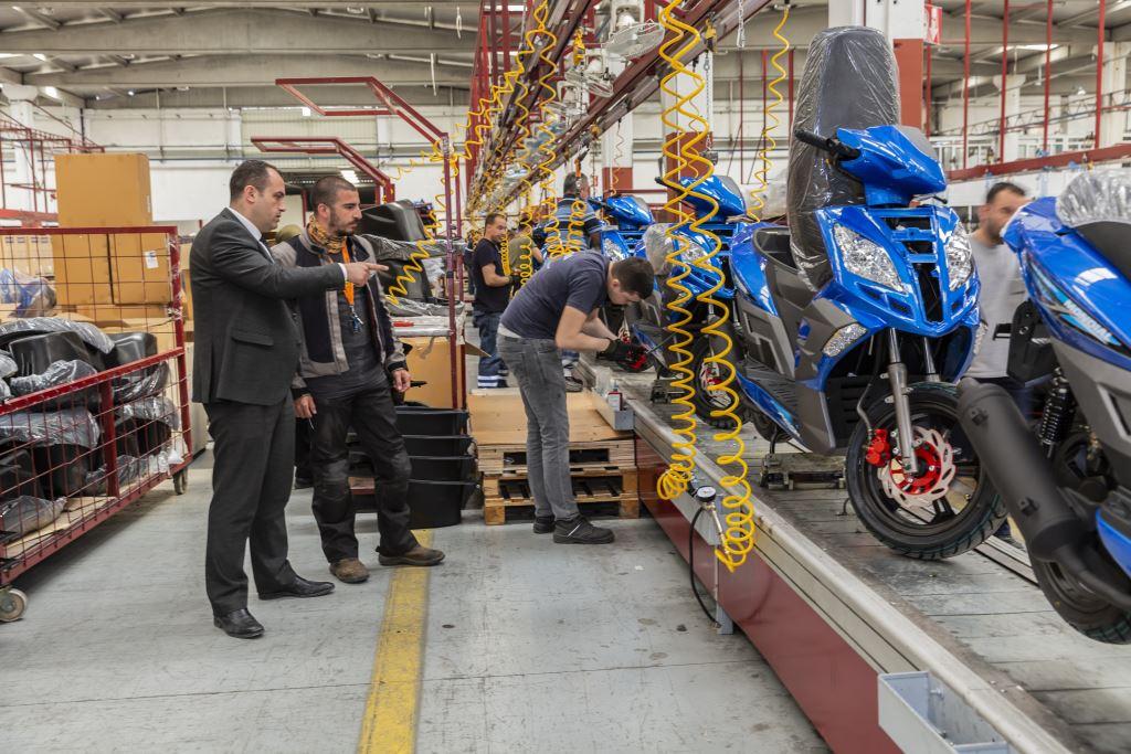 Uğur Motorlu Araçlar Fabrikası'nı Gezdik 1. İçerik Fotoğrafı