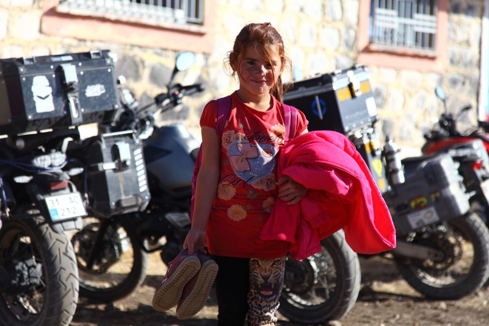 Umudun Adı: İlker Kül Ve 1000 Motorcu 1000 Çocuk Projesi 18. İçerik Fotoğrafı