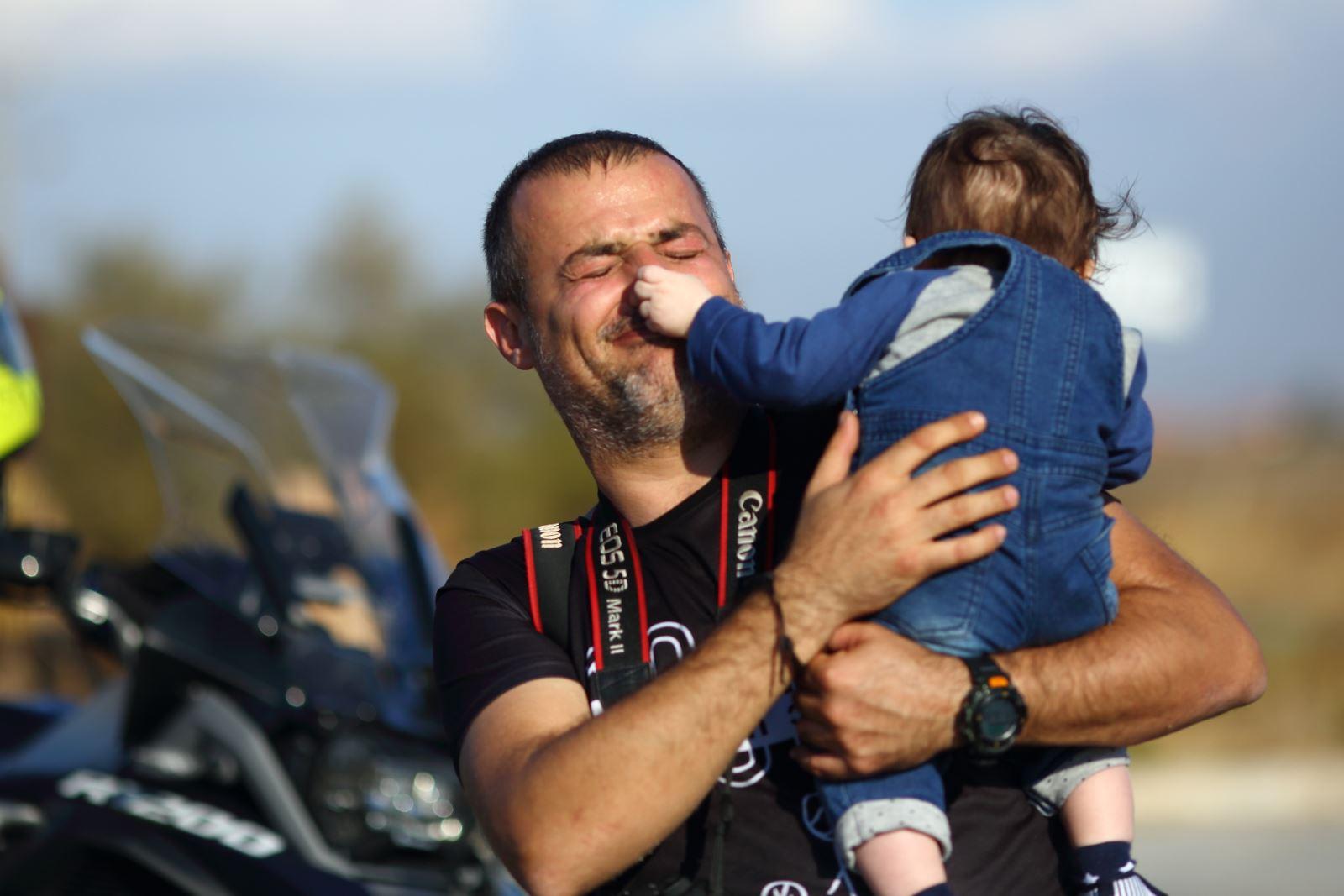 Umudun Adı: İlker Kül Ve 1000 Motorcu 1000 Çocuk Projesi 6. İçerik Fotoğrafı