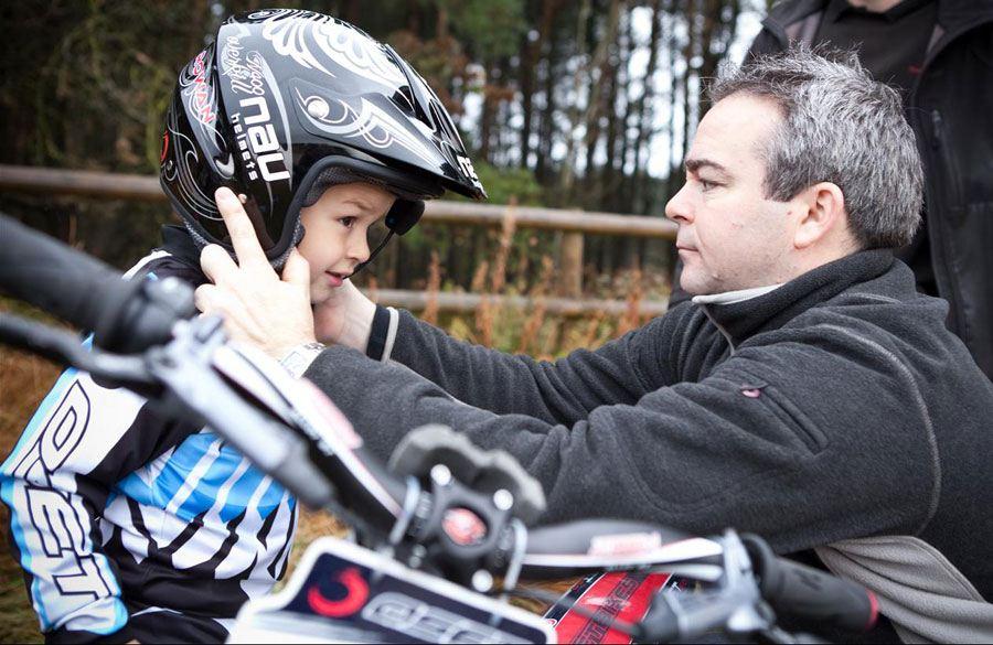 """Ünlü Şampiyon Barış Tok'tan Motosikleti Tehlike Olarak Gören Ailelere Yanıt """"Futboldan Daha Tehlikeli Değil"""" 1. İçerik Fotoğrafı"""