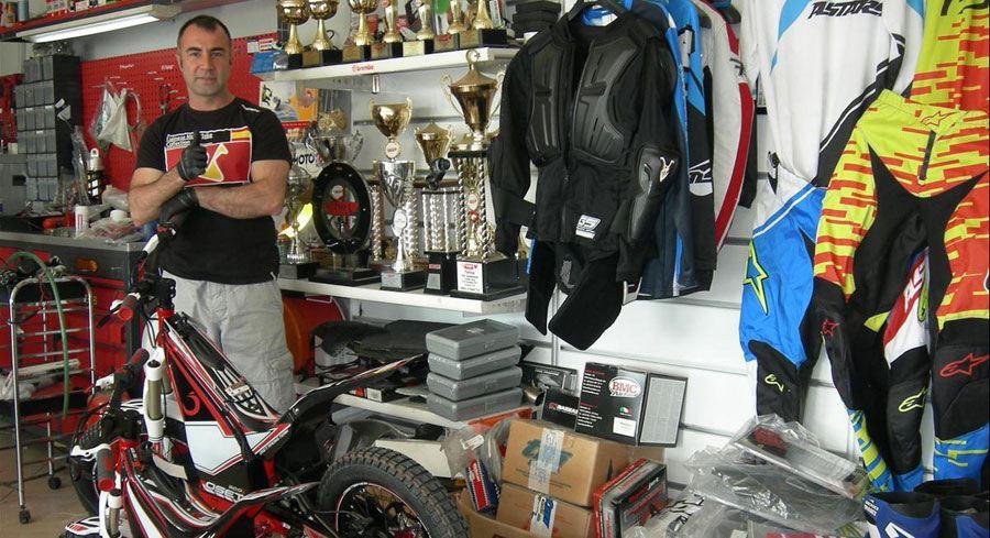 """Ünlü Şampiyon Barış Tok'tan Motosikleti Tehlike Olarak Gören Ailelere Yanıt """"Futboldan Daha Tehlikeli Değil"""" 5. İçerik Fotoğrafı"""