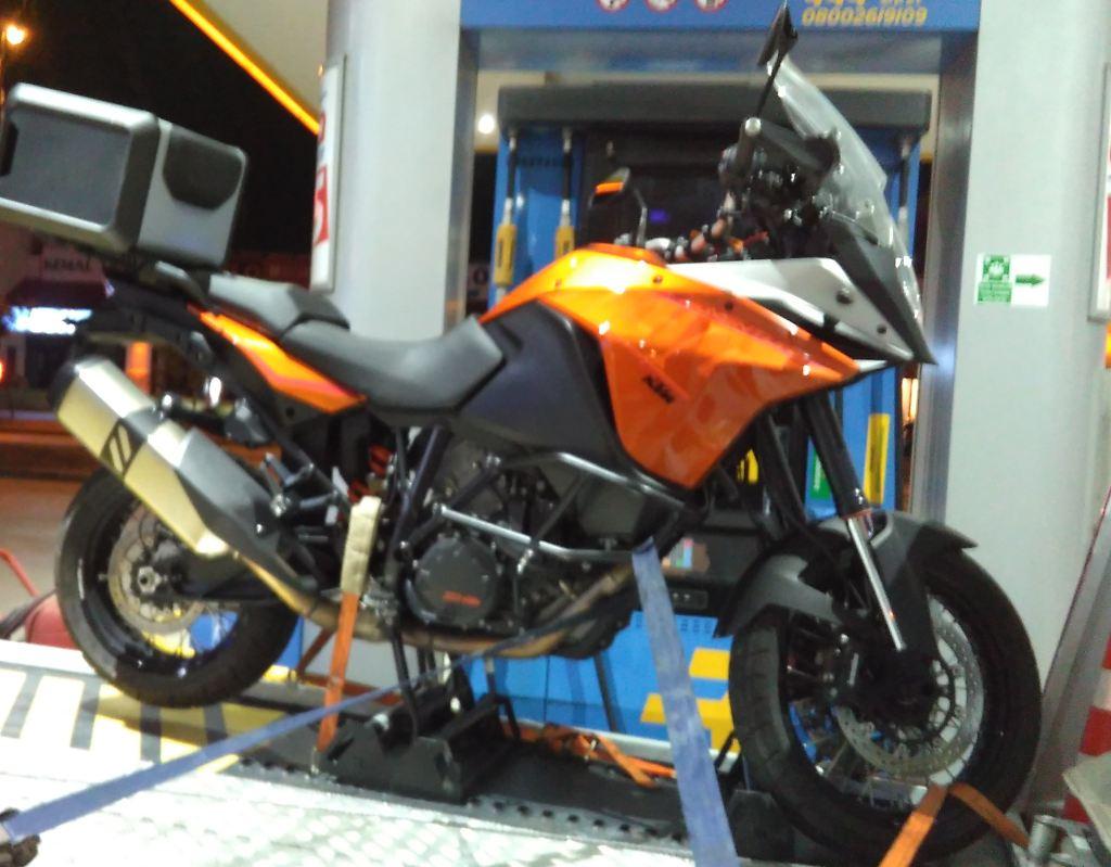 Uzatmalı Sevgili: KTM 1190 Adventure Testi 1. İçerik Fotoğrafı