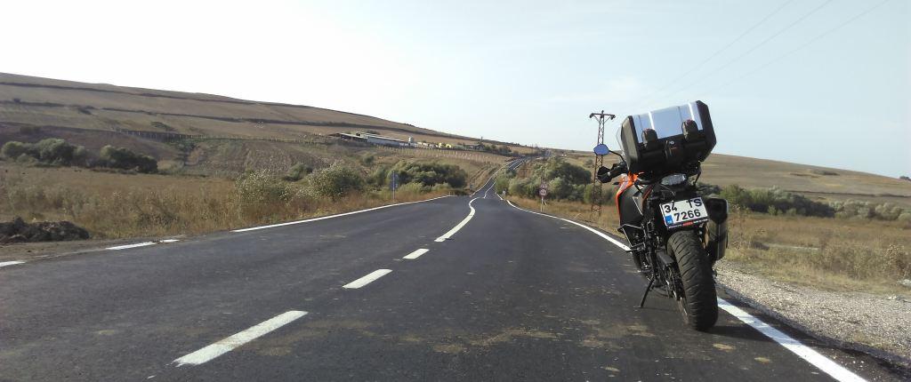 Uzatmalı Sevgili: KTM 1190 Adventure Testi 2. İçerik Fotoğrafı
