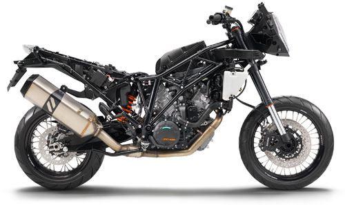 Uzatmalı Sevgili: KTM 1190 Adventure Testi 3. İçerik Fotoğrafı