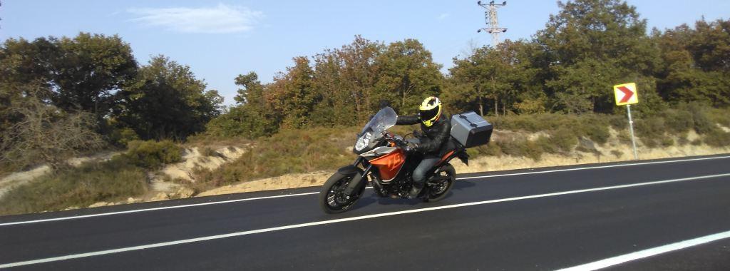 Uzatmalı Sevgili: KTM 1190 Adventure Testi 4. İçerik Fotoğrafı