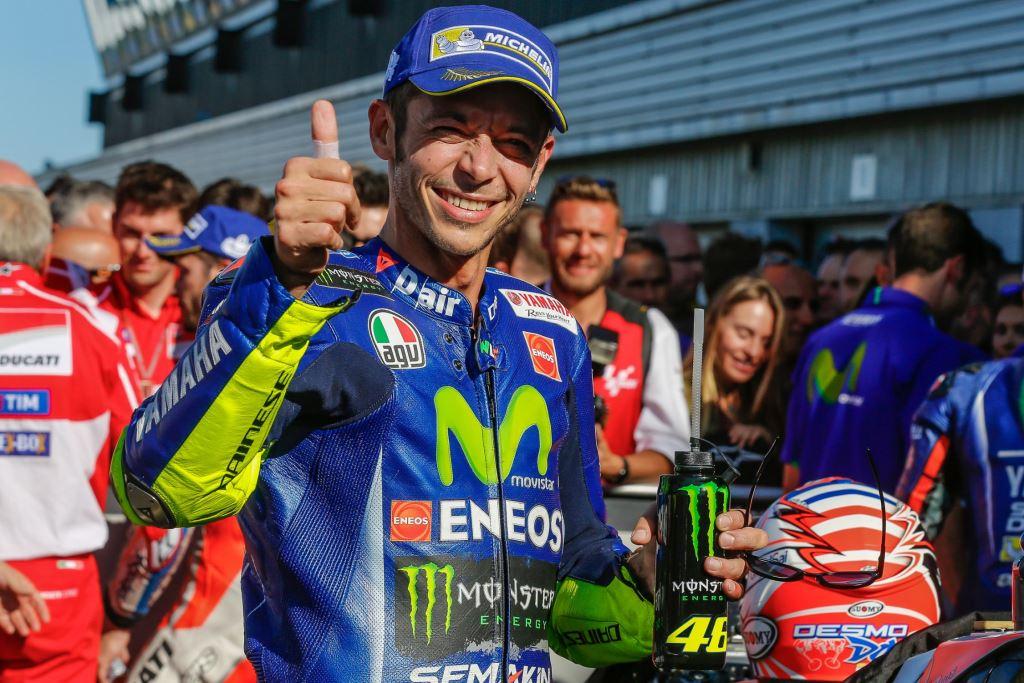 Valentino Rossi, Enduro Antrenmanında Sakatlandı mı?  3. İçerik Fotoğrafı