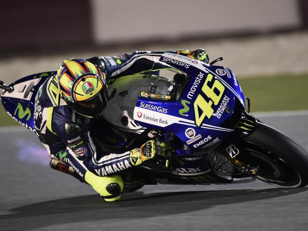 Valentino Rossi Yamaha ile Olan Kontratını İki Sene Daha Uzattı 2. İçerik Fotoğrafı