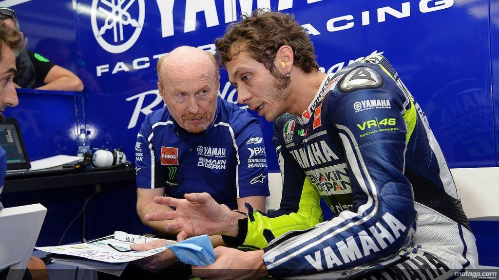 Valentino Rossi Yamaha ile Olan Kontratını İki Sene Daha Uzattı 3. İçerik Fotoğrafı