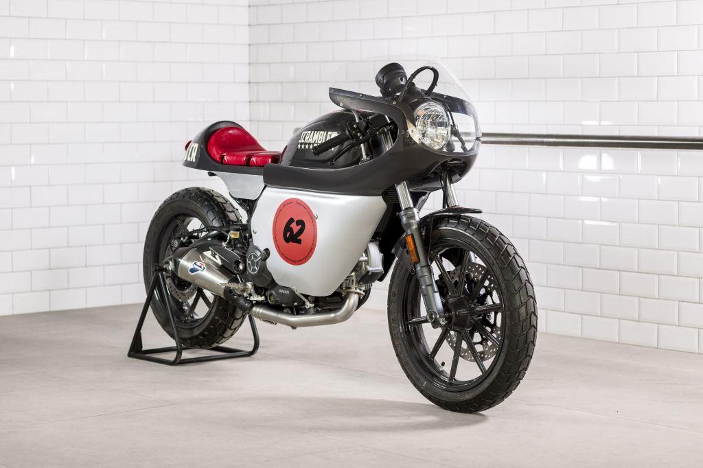Verona Motor Bike Expo'da Üç Yeni Ducati Scrambler Doğdu! 1. İçerik Fotoğrafı