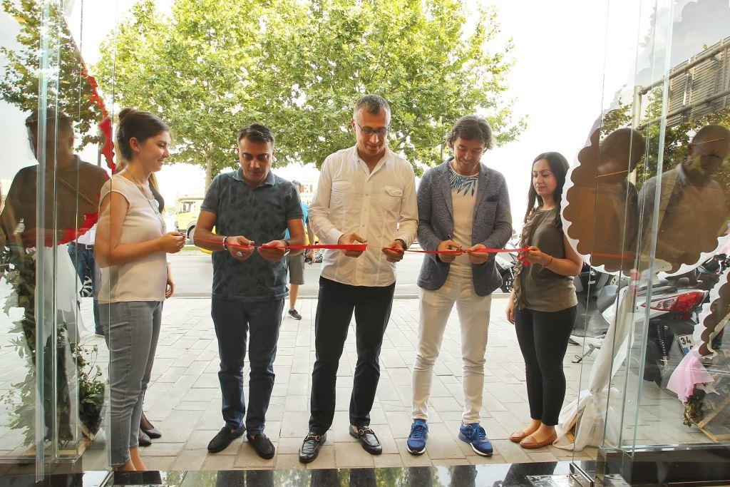 Volkan Işık Grup'un Yeni Mağazası Moto Punto Açıldı! 1. İçerik Fotoğrafı