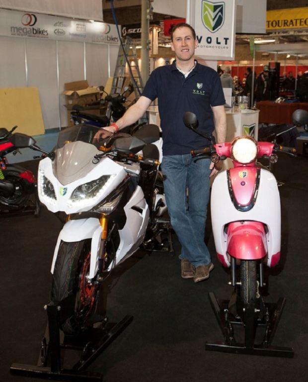 Volt Motorcycles'ın Yeni Elektrikli Motosikletleri Duyuruldu 2. İçerik Fotoğrafı