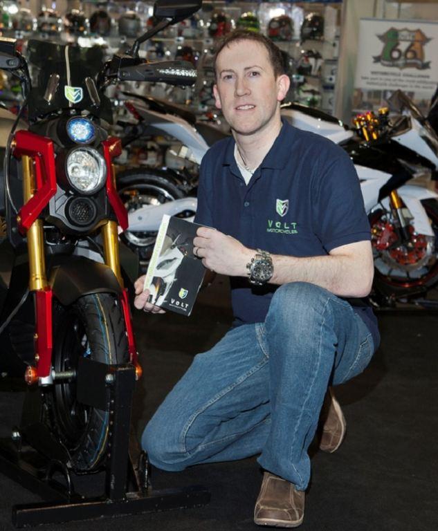 Volt Motorcycles'ın Yeni Elektrikli Motosikletleri Duyuruldu 3. İçerik Fotoğrafı