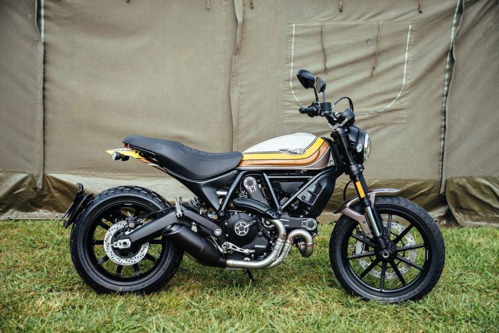 Wheels and Waves'te İki Yeni Ducati Scrambler Ortaya Çıktı! 1. İçerik Fotoğrafı