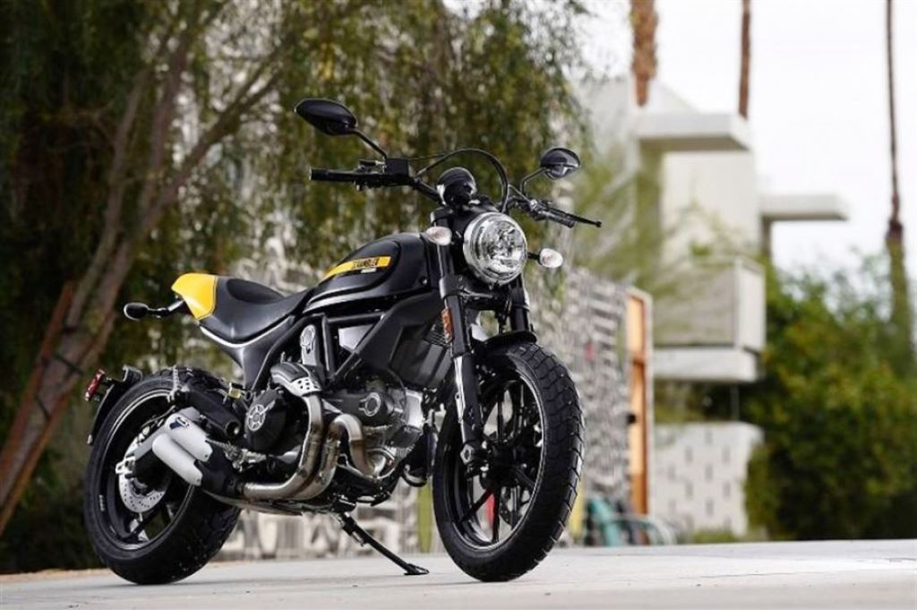 Wheels and Waves'te İki Yeni Ducati Scrambler Ortaya Çıktı! 4. İçerik Fotoğrafı